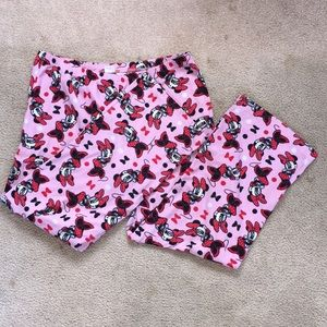 Minnie Mouse Disney PJ Pants